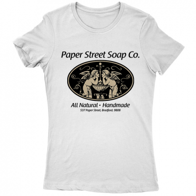 Paper Street Soap Co Womens T-shirt