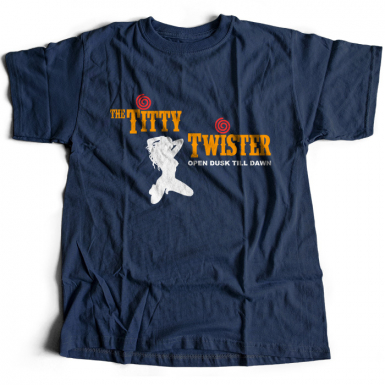 Titty Twister Mens T-shirt
