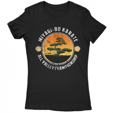 Bonsai Tree Womens T-shirt