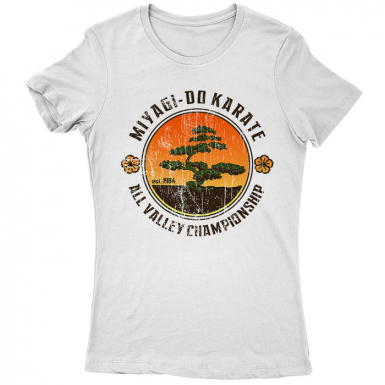 Bonsai Tree Womens T-shirt