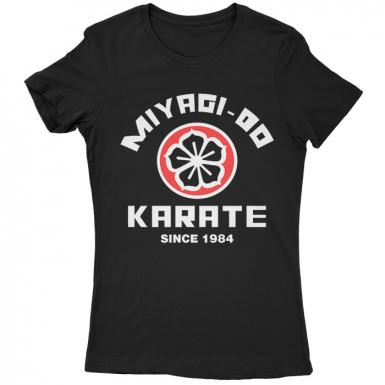 Miyagi Do Womens T-shirt