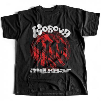 Korova Milk Bar Mens T-shirt