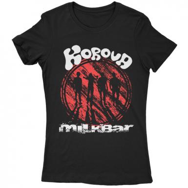 Korova Milk Bar Womens T-shirt