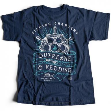 Dufresne And Redding Mens T-shirt