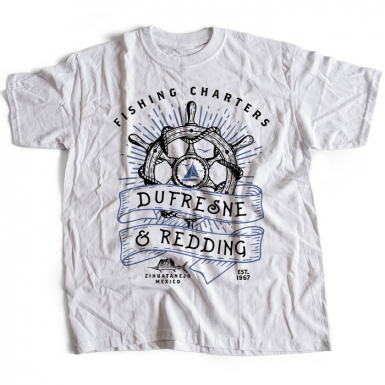 Dufresne And Redding Mens T-shirt
