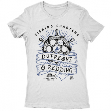 Dufresne And Redding Womens T-shirt