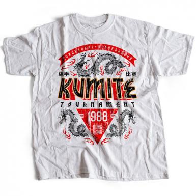 Kumite Tournament Mens T-shirt