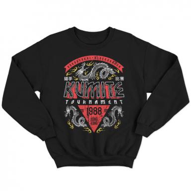 Kumite Tournament Unisex Sweatshirt