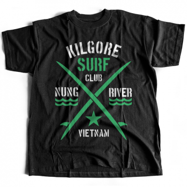 Kilgore Surf Club Mens T-shirt