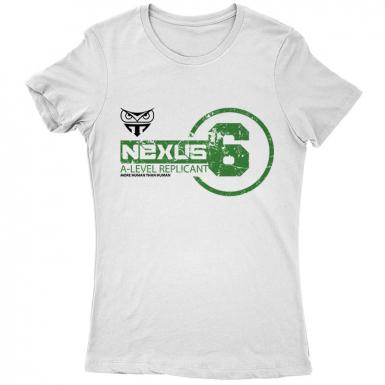 Nexus-6 Womens T-shirt