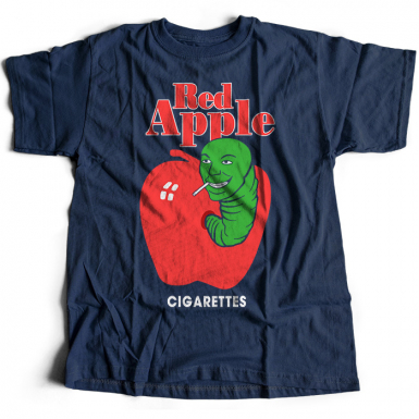 Red Apple Cigarettes Mens T-shirt