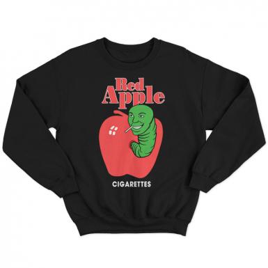 Red Apple Cigarettes Unisex Sweatshirt