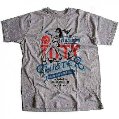 Titty Twister Mens T-shirt