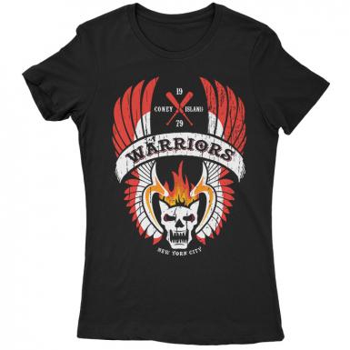 The Warriors Womens T-shirt