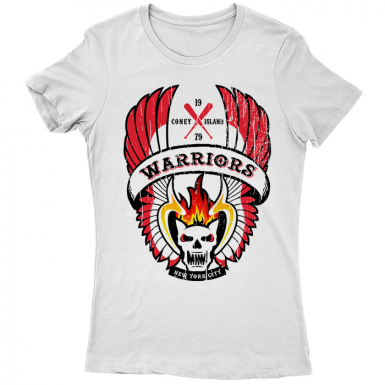 The Warriors Womens T-shirt