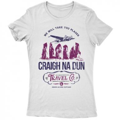 Craigh Na Dun Womens T-shirt