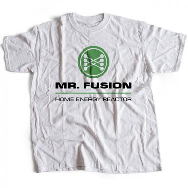 Mr Fusion Mens T-shirt
