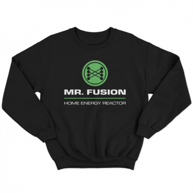 Mr Fusion Unisex Sweatshirt