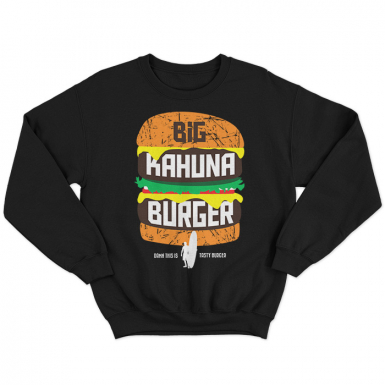 Big Kahuna Burger Unisex Sweatshirt