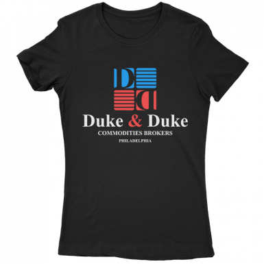 Duke & Duke Womens T-shirt