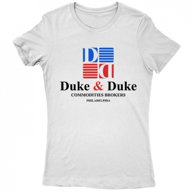 Duke & Duke Womens T-shirt