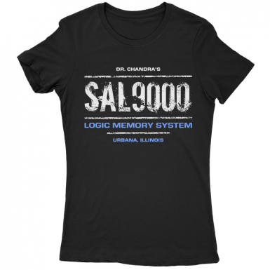 SAL 9000 Womens T-shirt