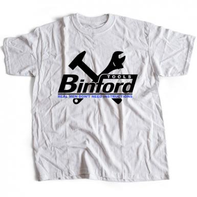 Binford Tools Mens T-shirt