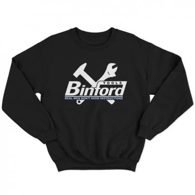 Binford Tools Unisex Sweatshirt