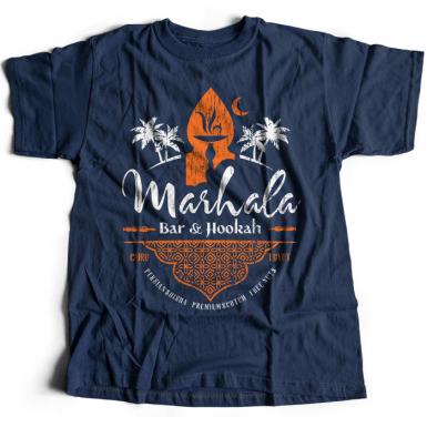 Marhala Bar Mens T-shirt