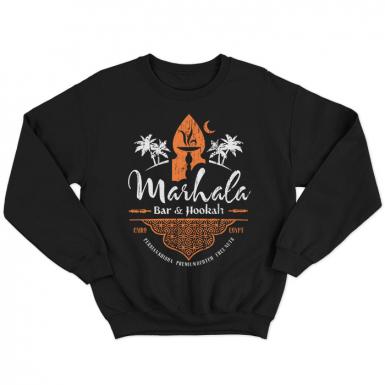 Marhala Bar Unisex Sweatshirt