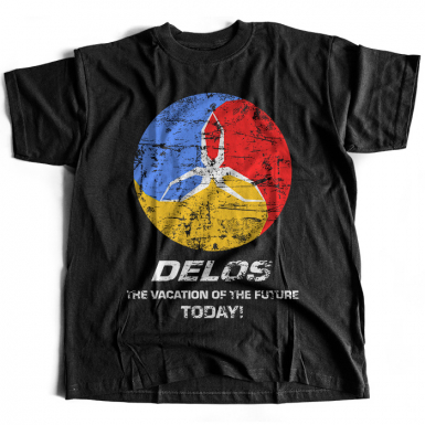 Delos Resort Mens T-shirt