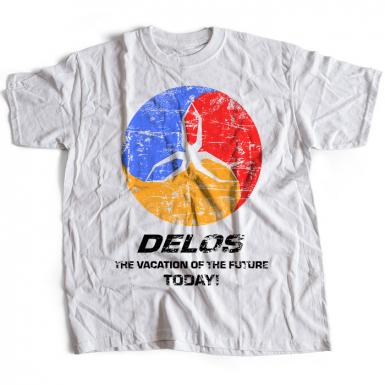 Delos Resort Mens T-shirt