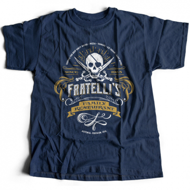 Fratelli's Restaurant Mens T-shirt