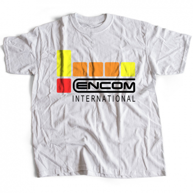 Encom International Mens T-shirt