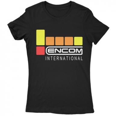 Encom International Womens T-shirt