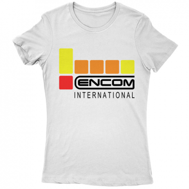 Encom International Womens T-shirt