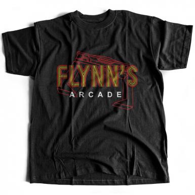 Flynn's Arcade Mens T-shirt