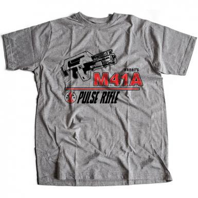 M41A Pulse Rifle Mens T-shirt