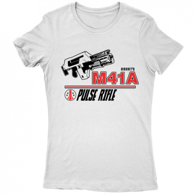 M41A Pulse Rifle Womens T-shirt