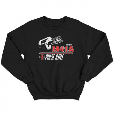 M41A Pulse Rifle Unisex Sweatshirt