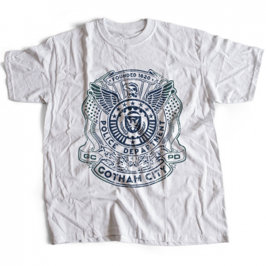 Gotham City Police Dept Mens T-shirt