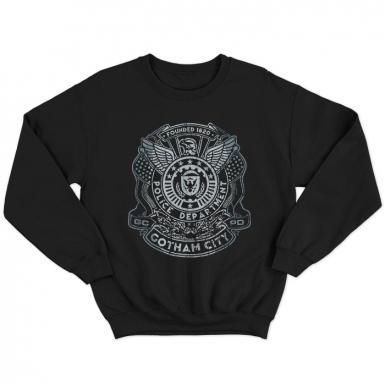Gotham City Police Dept Unisex Sweatshirt