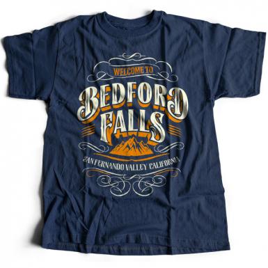 Bedford Falls Mens T-shirt