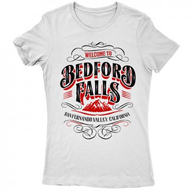 Bedford Falls Womens T-shirt