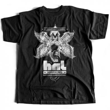 Hawkins National Laboratory Mens T-shirt