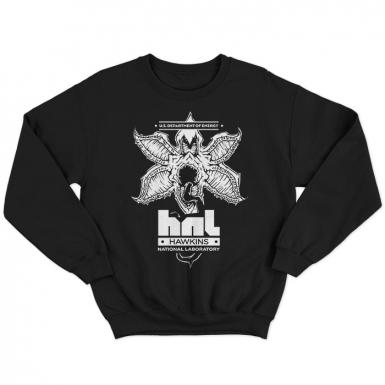 Hawkins National Laboratory Unisex Sweatshirt