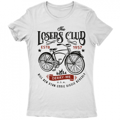 The Losers Club Womens T-shirt