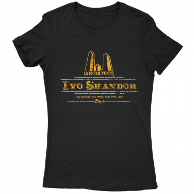Architect Ivo Shandor Womens T-shirt