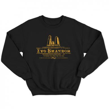 Architect Ivo Shandor Unisex Sweatshirt