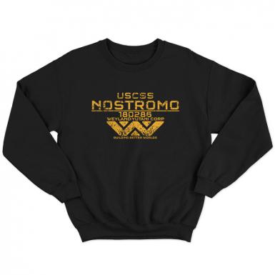 USCSS Nostromo Unisex Sweatshirt
